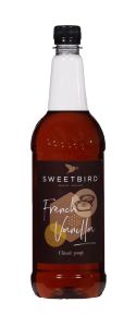 Sweetbird French Vanilla Syrup - 1 Litre